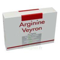 ARGININE VEYRON, solution buvable en ampoule à BARCARÈS (LE)