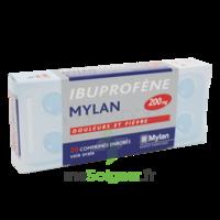 IBUPROFENE MYLAN 200 mg, comprimé enrobé B/30 à BARCARÈS (LE)