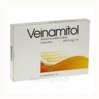 VEINAMITOL 3500 mg/7 ml, solution buvable à diluer à BARCARÈS (LE)