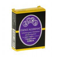 ESSENCE ALGERIENNE, solution pour inhalation par fumigation à BARCARÈS (LE)