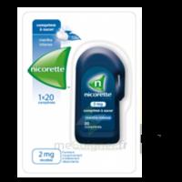 NICORETTE 2 mg Cpr à sucer T/20