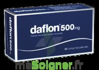 DAFLON 500 mg Comprimés pelliculés Plq/60 à BARCARÈS (LE)