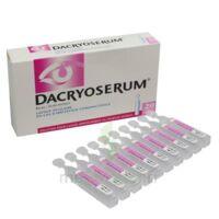 DACRYOSERUM Solution pour lavage ophtalmique en récipient unidose 20Unidoses/5ml à BARCARÈS (LE)