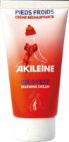 Akileïne Crème réchauffement pieds froids 75ml à BARCARÈS (LE)