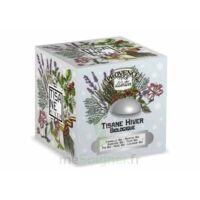 Tisane Be Cube Hiver Bio à BARCARÈS (LE)