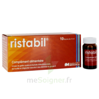 Ristabil Anti-Fatigue Reconstituant Naturel B/10 à BARCARÈS (LE)