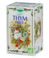Thym Bio 34g 20 Sachets Dose              à BARCARÈS (LE)