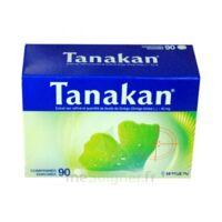 TANAKAN 40 mg, comprimé enrobé PVC/alu/90 à BARCARÈS (LE)