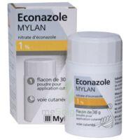ECONAZOLE MYLAN 1 % Pdr appl cut Fl/30g à BARCARÈS (LE)