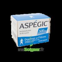ASPEGIC 500 mg, poudre pour solution buvable en sachet-dose 20 à BARCARÈS (LE)