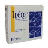 IDEOS 500 mg/400 UI, comprimé à sucer ou à croquer à BARCARÈS (LE)