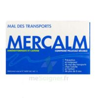 MERCALM, comprimé pelliculé sécable à BARCARÈS (LE)