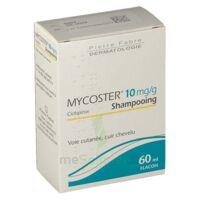 MYCOSTER 10 mg/g, shampooing à BARCARÈS (LE)