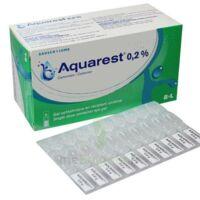AQUAREST 0,2 %, gel opthalmique en récipient unidose à BARCARÈS (LE)