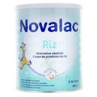 Novalac Riz Lait en poudre 800g à BARCARÈS (LE)