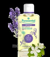Puressentiel Sommeil - détente Huile de massage BIO** Détente - Lavande - Néroli - 100 ml à BARCARÈS (LE)