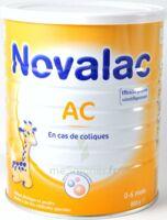 Novalac AC 1 Lait en poudre 800g à BARCARÈS (LE)