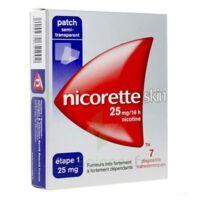 Nicoretteskin 25 mg/16 h Dispositif transdermique B/28 à BARCARÈS (LE)