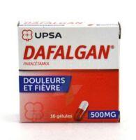 DAFALGAN 500 mg Gélules 2plq/8 (16) à BARCARÈS (LE)