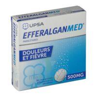 EFFERALGANMED 500 mg, comprimé effervescent sécable à BARCARÈS (LE)