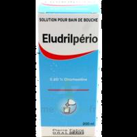 ELUDRILPERIO 0,2 %, solution pour bain de bouche à BARCARÈS (LE)