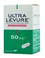 ULTRA-LEVURE 50 mg Gélules Fl/50 à BARCARÈS (LE)