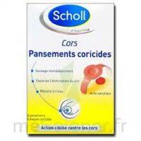 Scholl Pansements coricides cors à BARCARÈS (LE)