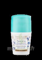 Sanoflore Déodorant pureté de lin 50ml à BARCARÈS (LE)