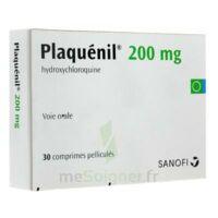 PLAQUENIL 200 mg, comprimé pelliculé à BARCARÈS (LE)