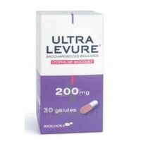 Ultra-levure 200 Mg Gélules Fl/30 à BARCARÈS (LE)