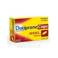 Dolipranecaps 1000 Mg Gélules Plq/8 à BARCARÈS (LE)