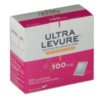 ULTRA-LEVURE 100 mg Poudre pour suspension buvable en sachet B/20 à BARCARÈS (LE)