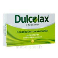 DULCOLAX 5 mg Comprimés enrobés gastro-résistants Plq/30 à BARCARÈS (LE)