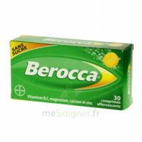 Berocca Comprimés effervescents sans sucre T/30 à BARCARÈS (LE)