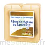 PATES DE REGLISSE AU SAMBUCUS Pâtes à sucer Sach/70g à BARCARÈS (LE)
