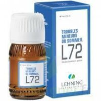 Lehning - L72 solution buvable en gouttes à BARCARÈS (LE)