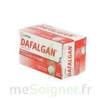 Dafalgan 1000 Mg Comprimés Effervescents B/8 à BARCARÈS (LE)