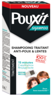 Pouxit Shampooing antipoux 200ml+peigne à BARCARÈS (LE)
