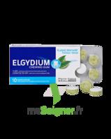 Elgydium Antiplaque Chew gum B/10 à BARCARÈS (LE)