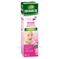 Humer Rhume Spray nasal nourrisson enfant 50ml à BARCARÈS (LE)