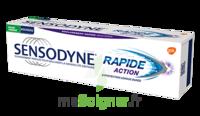 Sensodyne Rapide Pâte Dentifrice Dents Sensibles 75ml à BARCARÈS (LE)