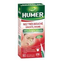 HUMER Nez très bouché, sinusite, rhume à BARCARÈS (LE)
