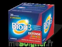 Bion 3 Défense Junior Comprimés à croquer framboise B/30 à BARCARÈS (LE)