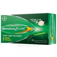 Beroccaboost Comprimés Effervescents B/20 Promo 2€ à BARCARÈS (LE)