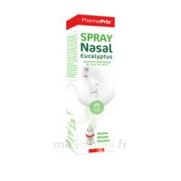 Spray nasal hypertonique Eucalyptus à BARCARÈS (LE)