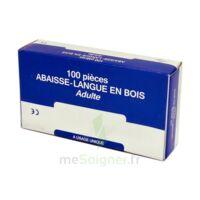 Cooper Abaisse-langue Bois Adulte B/100 à BARCARÈS (LE)