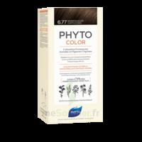 Phytocolor Kit coloration permanente 6.77 Marron clair cappuccino à BARCARÈS (LE)