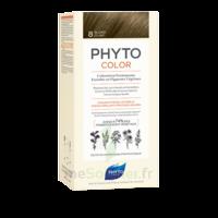Phytocolor Kit coloration permanente 8 Blond clair à BARCARÈS (LE)