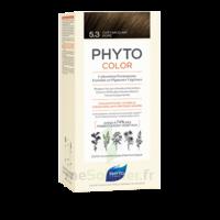 Phytocolor Kit coloration permanente 5.3 Châtain clair doré à BARCARÈS (LE)