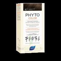 Phytocolor Kit coloration permanente 6.7 Blond foncé marron à BARCARÈS (LE)